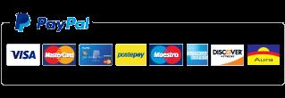 pagamenti paypal carte di credito